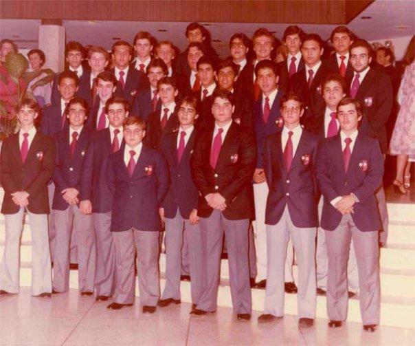 II Promocion 1979 Liceo Los Robles (1)